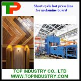 Machine de presse de qualité pour feuilleter de panneau en bois
