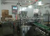 Qualitäts-automatische Gel-Luft-Erfrischungsmittel-füllende mit einer Kappe bedeckende Maschine