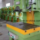 Máquina de la prensa de potencia mecánica del vector del arreglo el C de J21 100t para perforar y hacer muescas en