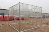 Дешево гальванизированные используемые панели Corral лошади/панель Corral ярда скотин круглая (XMS42)