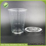 [16وز/500مل] عالة بيع بالجملة يستعصي فنجان مستهلكة بلاستيكيّة مع أغطية