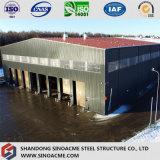 Fabrication lourde d'atelier de structure métallique