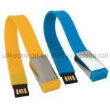 실리콘 고무 소맷동 USB 플래시 디스크 섬광 드라이브 (UL-P006)