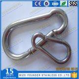 Aço inoxidável tipo anel Link Rápido da UE