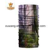 魔法の管のスカーフデザインあなた自身の継ぎ目が無い多機能のバンダナ
