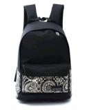 Sacos de mulheres Escola Menina Mochila Saco de ombro elegante mochila Kit de Viagem de lona