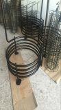 Fabrication de bobine de refroidissement à échangeur de chaleur à refroidissement à base d'acide à base de téflon en acier inoxydable