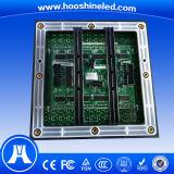Boa homogeneidade ao ar livre Full Color P10 DIP346 LED tela flexível