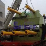 Máquina da prensa do aço de liga do metal do desperdício da operação do PLC
