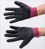 Хорошего качества с покрытием из латекса промышленной безопасности защиты рабочей труда перчатки