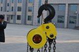 Kette der Qualitäts-G80 mit Kettenblock der CER Bescheinigung-3ton