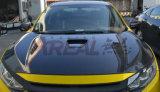 Fon Honda Civic X 2016年カーボンファイバーのフードのタイプR
