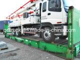 25M 27M 29M LKW eingehangene Betonpumpe