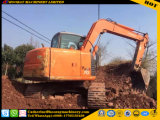 Excavador usado Zx70, excavador usado Zx70 de Hatachi de la rueda