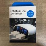 Chargeur duel de véhicule d'USB