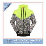Куртка напольного Windbreaker людей водоустойчивая с печатание Subliamtion