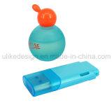 Nuevo disco flash USB caliente de plástico Artículo (UL-P059)