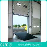 Het stationaire Vaste Dok van de Lading van de Container van de Vrachtwagen van het Pakhuis Hydraulische Regelbare Leveler