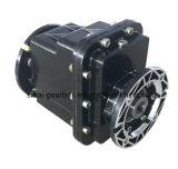 Schwarzes schraubenartiges Reduzierstück-Getriebe der Geschwindigkeits-Src04 ohne Elektromotor