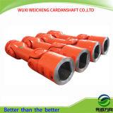 SWC Serien-kundenspezifische Kardangelenk-Welle mit Hochleistungs- für Stahl-und Eisen-Pflanze