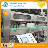 maquinaria de engarrafamento do suco 3000bph automático