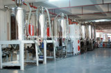 Desumidificador industrial do secador dessecante da máquina de secagem do animal de estimação com carregador do funil