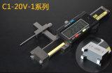 Fossé numérique et de la jauge de profondeur C1-20V-1 Instrument de mesure de l'étrier numérique/ Outil