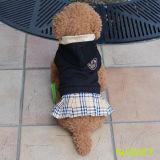 Одежды зимы любимчика платья Hoodie собаки