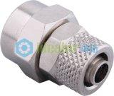 Garnitures pneumatiques en laiton de qualité avec Ce/RoHS (RPCF4*2.5-G01)
