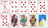 36карты игральные карты бумаги для России Poker Игральные Карты