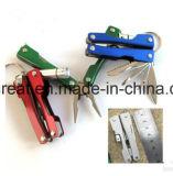 Цветастые миниые плоскогубцы Keychain инструмента с плоскогубцами подарка ключевого кольца выдвиженческими