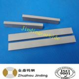 carboneto de tungsténio não triturada barra plana para ferramenta de corte