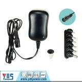 30W 12W Voltage réglable multiple 3V ~ 12V Adaptateur universel à courant continu DC DC Adapter