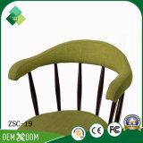 レストラン(ZSC-19)のためのフランス様式新しいデザイン木の肘掛け椅子