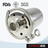 Het Rechte Type Sanitaire Rebreather van Inox van het roestvrij staal (jn-SP1002)