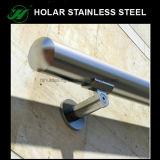 Portador del tubo de la barandilla de la barandilla del acero inoxidable