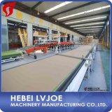 La ligne de production de panneaux de gypse Lvjoe