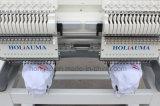 La qualité bon marché des prix du chapeau 2 de la tête 15 de couleur de machine tubulaire commerciale à grande vitesse de broderie aiment Tajima Ho1502