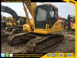 Excavador usado alta calidad de la correa eslabonada de KOMATSU PC200-7 (PC200-7 PC210-7 PC220-7)