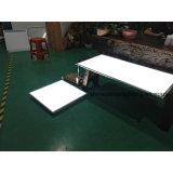 595X595*50mm-40watt-3300lm-1year를 위한 후면발광 LED 위원회 빛