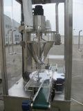 Máquina de rellenar en botella nuevo polvo con la pesa de chequeo en línea