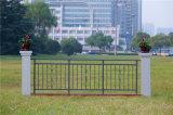 Balcon en acier galvanisé décoratif de haute qualité 10 de clôture d'alliage d'aluminium