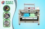 2 hoofden Geautomatiseerde die Machine 9/12 van het Borduurwerk Kleuren met het Certificaat van Ce en SGS in China met de Prijs van de Fabriek wordt gemaakt