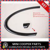 Type protégé UV en plastique de rayon de noir de nécessaire de porte ABS de tout neuf mini pour le compatriote R60 (4 PCS/Set) de Mini Cooper