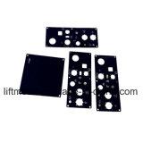 La precisión de fabricación de OEM de chapa metálica de corte por láser doblar la pieza (LFCR0011)