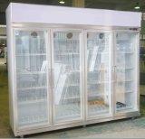 Congélateur à 3 portes Congélateur, haute qualité Congélateur à affichage vertical