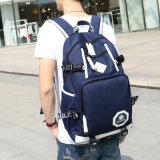 Venda por grosso novo saco de ombro dupla mochila mochila Laptop Lazer Saco de computador