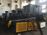 Sola máquina plástica dura de la desfibradora del eje con la certificación del Ce
