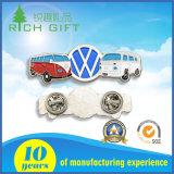 カスタマイズされる車VWのロゴのダイカストの記念品メダルバッジを