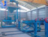 Grenaillage automatique de la machine pour le nettoyage interne du tuyau